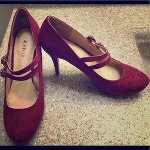 Just Fab MaryJane style heels.